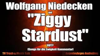 """Wolfgang Niedecken mit """"Ziggy Stardust"""" von David Bowie GUT? [Songs für die Ewigkeit Kommentar]"""