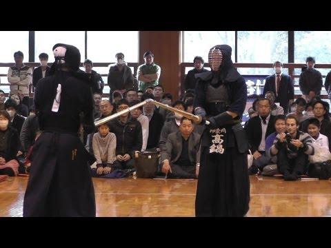 全日本選抜剣道七段選手権大会2014 一本集