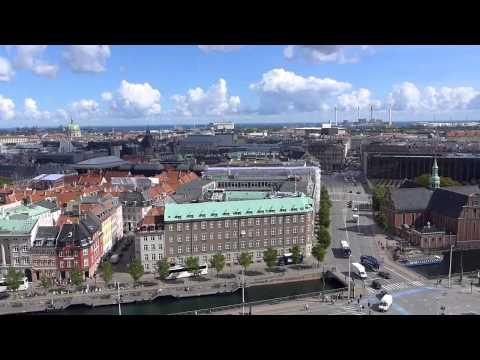Copenhagen/Christiansborg area 2014_1280x720 Denmark