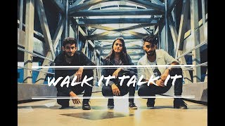 CHOREOGRAPHY | WALK IT TALK IT | DO U CREW | KIIT | DANCE VIDEO