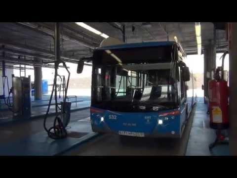 Autobuses Gas Natural EMT de Madrid - MAN Truck & Bus Iberia