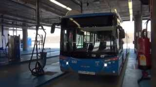 autobuses gas natural emt de madrid man truck bus iberia