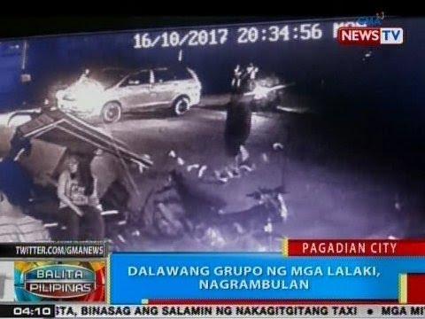 BP: 2 grupo ng mga lalaki sa Pagadian City, nagrambulan