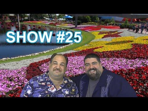 BIG FAT PANDA SHOW #25 with Guest John Frost of The Disney Blog - Jul 31, 2015