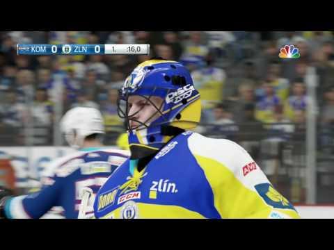 NHL 17 | PSG ZLÍN-HC KOMETA BRNO | SEZONA | PART 1 | XBOX ONE | CZ