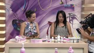 Lata estilo Shabby Chiq por Ana Paula Alves – Parte 2