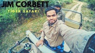 Jim Corbett National Park Tiger Safari