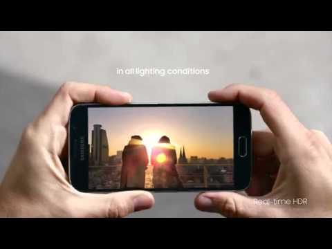 Samsung Galaxy S6 ซัมซุง กาแลคซี่ เอส 6 และ Samsung Galaxy S6 Edge ซัมซุง กาแล็คซี่ S6 เอจ