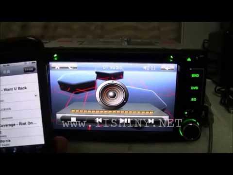 Мультимедийная система Toyota Rav4 Corolla Hilux Land Cruiser Prado Fortuner Previa