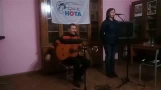 Ольга Артеменко и Михаил Фурсов 05.04.2019 Одесса
