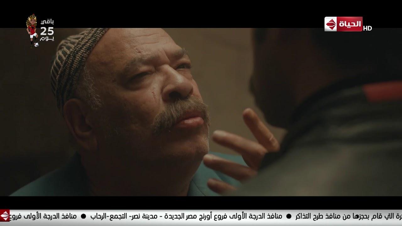 لحظة المواجهة الأخيرة بين هوجان وبهلول الحمش.. كل واحد له ساعة ودي ساعتك يا بهلول #هوجان