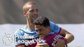 Tomas Soucek grabs the lead for West Ham against Newcastle   Premier League   NBC Sports