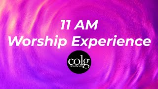 11 AM Worship Experience - April 5th, 2020