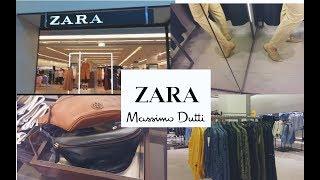 Шоппинг влог #НОВИНКИ ZARA,Massimo Dutti/ОСЕНЬ 2019