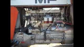 Big Iron Online Auction, Massey Ferguson 1135 Tractor, 4-22-15 Sale