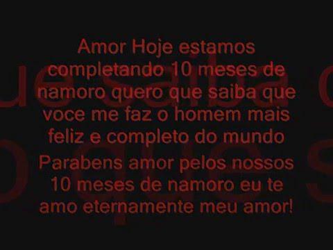 Homenagem Ao Meu Namorado Denilson Araújo 3 Meses De Namoro Youtube