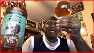 New Belgium Voodoo Ranger Imperial IPA Beer Review