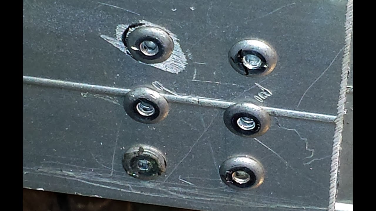 Three Ways To Remove The Rivets Youtube