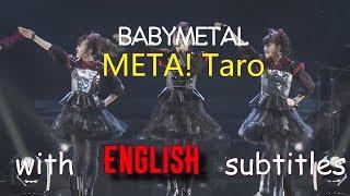 BABYMETAL - META! Taro [English subtitles] | Live compilation