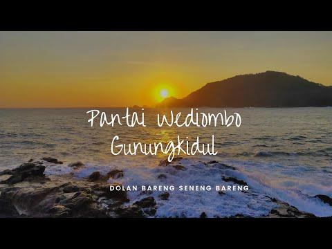 pantai-wediombo-|dolan-segoro-gunungkidul-yogyakarta