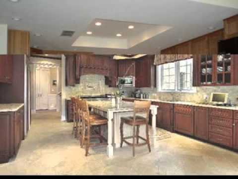 Fluorescent kitchen lighting design ideas - YouTube