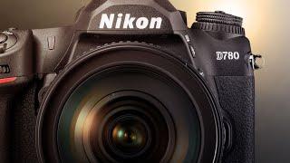 NIKON D780 :: the DSLR lives on!