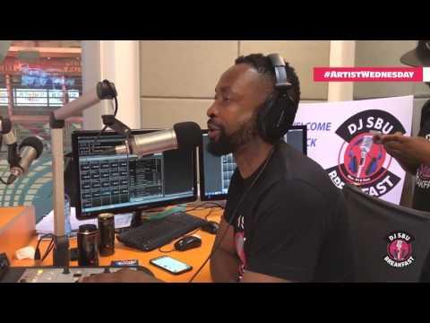 Black Coffee Talks about Monique Bingham and Dealing with Pressure#DJSbuBreakfast