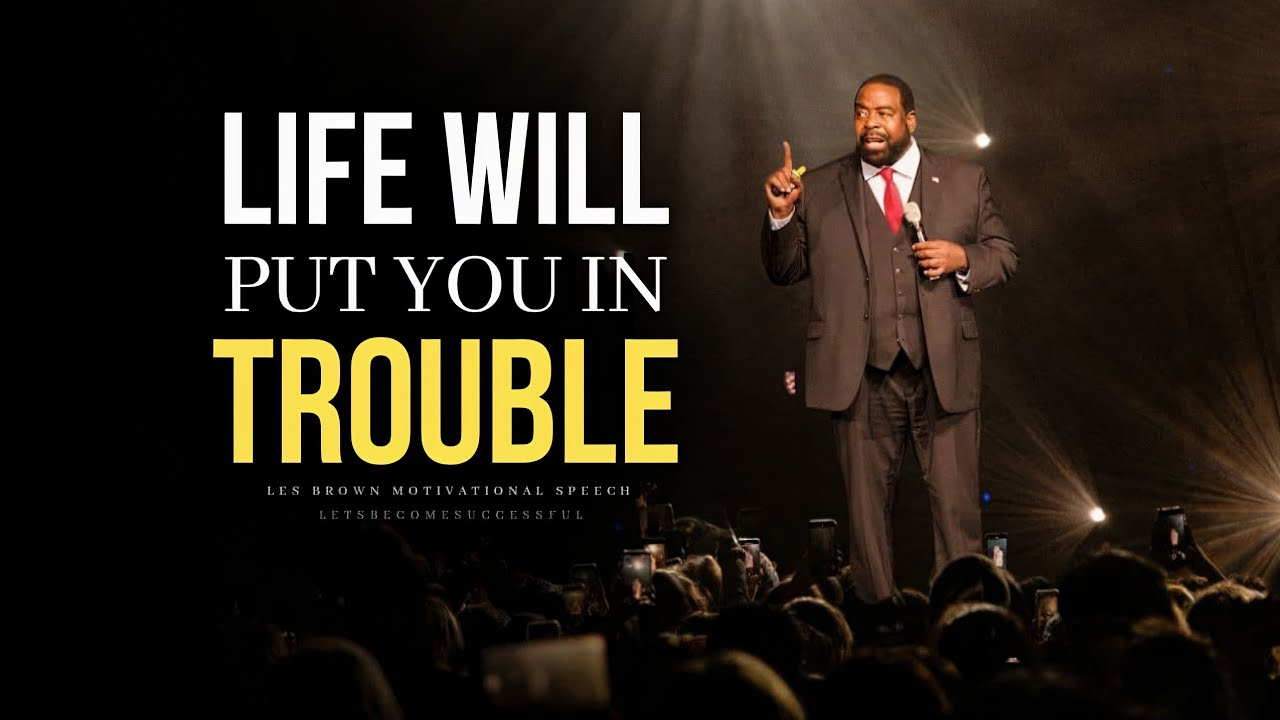 It's All About The Choices You Make   Les Brown   Motivation