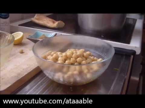 Cuisine tunisienne lablabi soupe de poids chiche youtube for Cuisine tunisienne