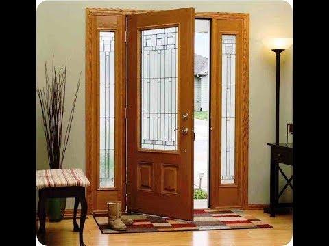 Kombinasi Pintu Dan Jendela Ruang Tamu Rumah Moderen Minimalis - YouTube