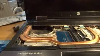видео Обзор ноутбука HP EliteBook 8530w