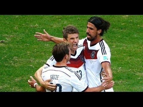 Deutschland vs Ghana 2:2 WM 2014 Tore & Highlights |  Germany vs Ghana WC 2014 Textzusammenfassung