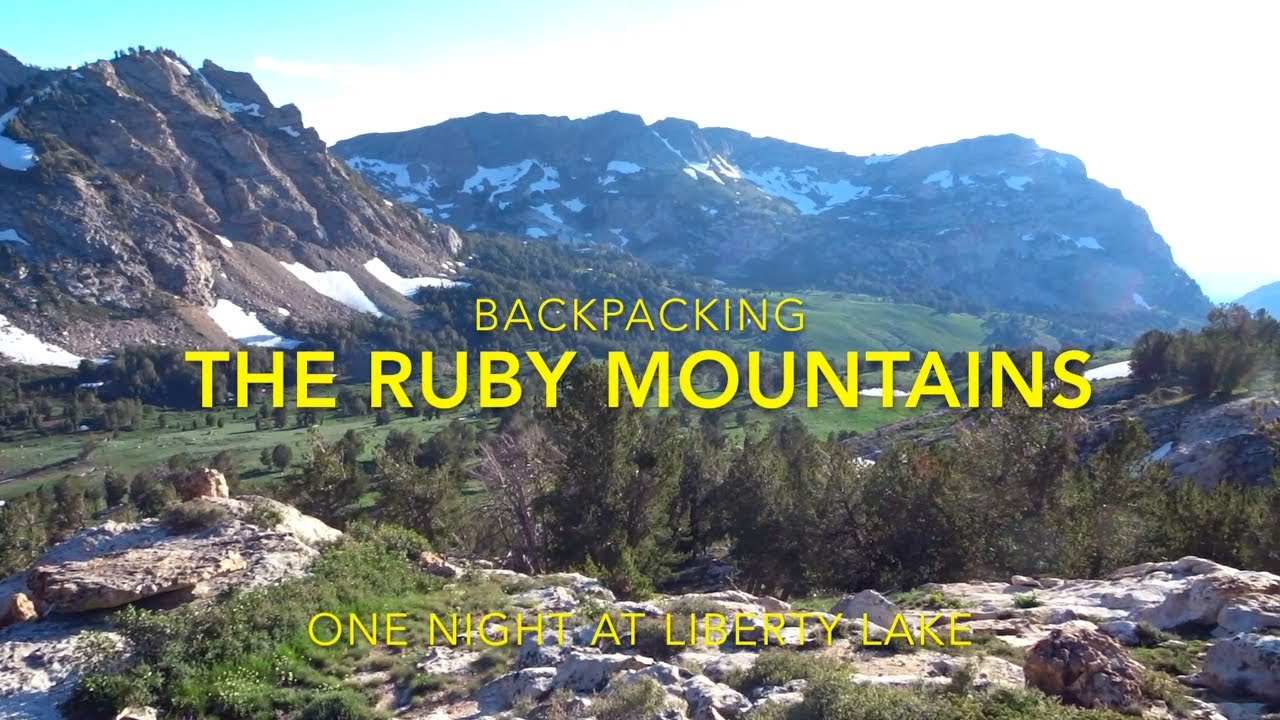 Backng to Liberty Lake in the Ruby Mountains, Nevada - YouTube on map of jarbidge wilderness nevada, map of elko county nevada, map of ruby mountains nevada, map of spring creek nevada,