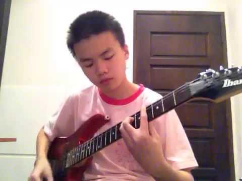牵挂-伍佰(guitar cover)