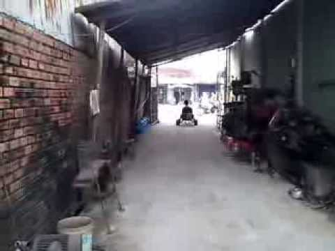 xe tu che tai Tay Ninh (18-11-2013)