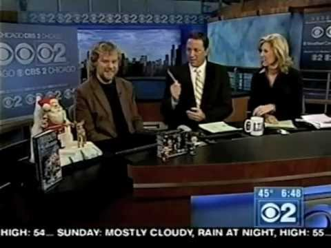 Rick Goldschmidt CBS News Interview with Restored Rankin/Bass Figures (2006)