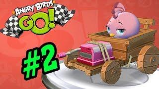 ✔️XE TẠO ÂM NHẠC! - Angry Birds Go Game Mobile - Chim Điên Đua Xe Android, Ios #2
