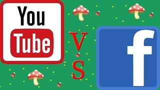 Youtube vs Facebook || Mope.io + Deeeep.io + Agar.io || Funny, troll and hack || Anomal.io