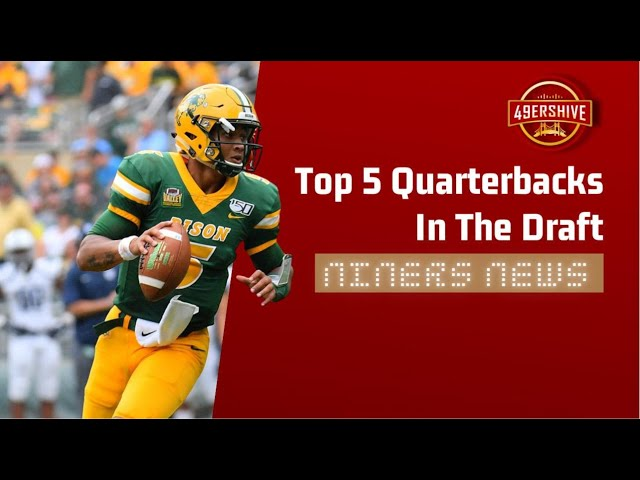 The Fourth-Best QB in the 2021 NFL Draft