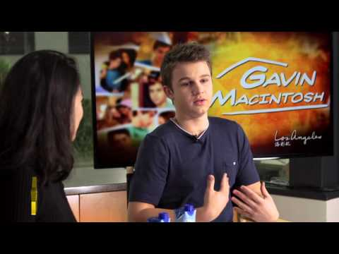 Actor/Model Gavin MacIntosh Talks About Growing Up With His Character On The Fosters