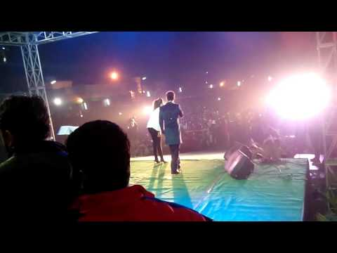 Tollywood Superstar 'JEET' in DURGAPUR 22Dec,2016