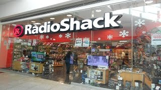 RadioShack On Death s Door. Sprint (Or Amazon) May Buy Locations