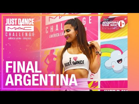 Final Just Dance Challenge Argentina