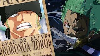 Tiết lộ Tiền truy nã băng Mũ Rơm sau Arc Wano Quốc [One Piece 940+]