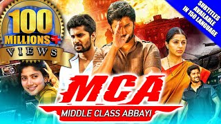 MCA (Middle Class Abbayi) 2018 New Released Hindi Dubbed Movie | Nani, Sai Pallavi, Bhumika Chawla thumbnail