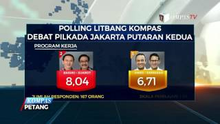 Video Polling Litbang Kompas Tentang Debat Pilkada download MP3, 3GP, MP4, WEBM, AVI, FLV November 2017