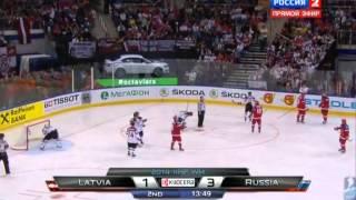 Чемпионат мира по хоккею 2014,матч Россия-Латвия(Чемпионат мира 2014 матч Россия-Латвия видео., 2014-05-18T00:07:09.000Z)