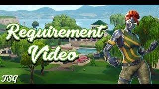 Xbox One Fortnite Clan Recruitment Video