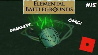 Dunkelheit! | Roblox: Elementare Schlachtfelder | #15