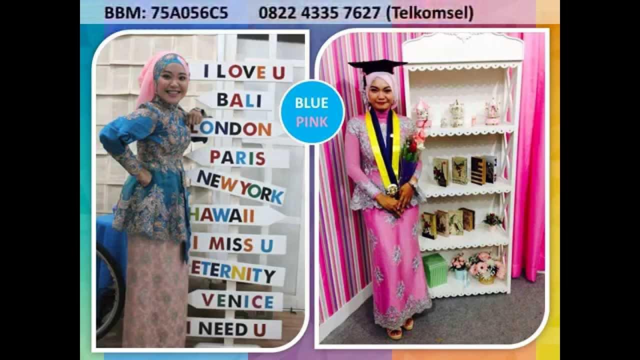 0822 4335 7627 Telkomsel Produsen Kebaya Muslim Modern Kebaya